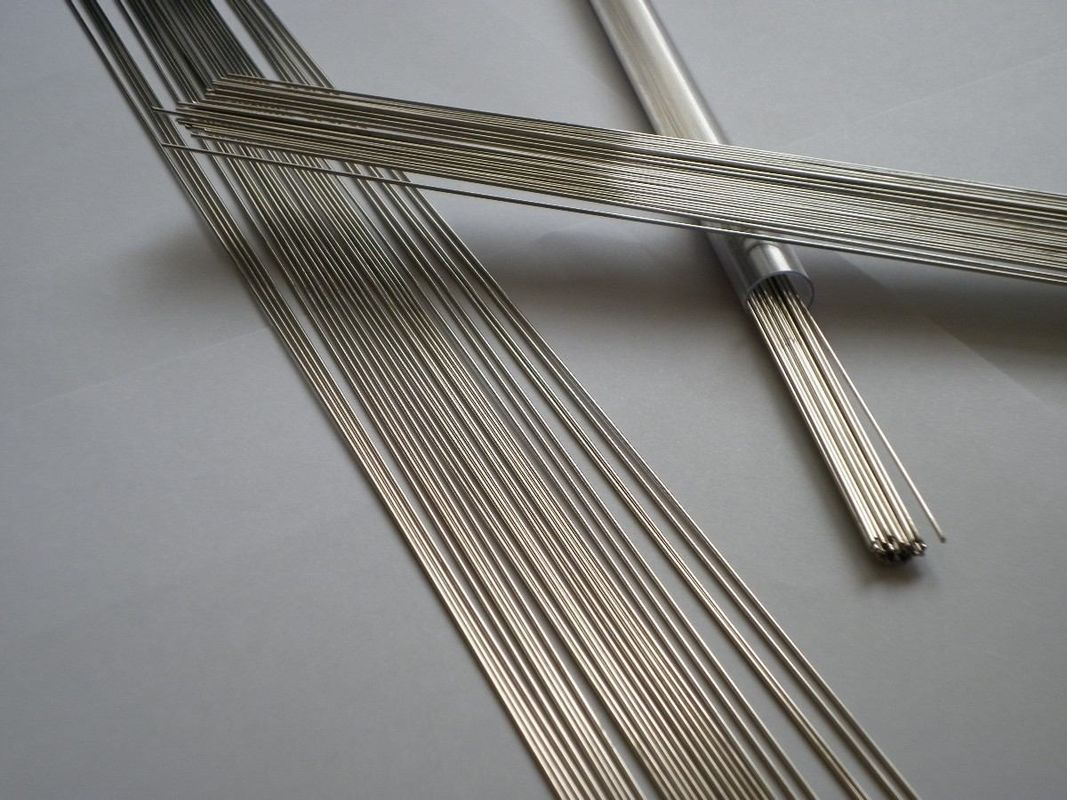 304 316 316L Stainless Steel Straight Wire Customized Straight Cut Wire