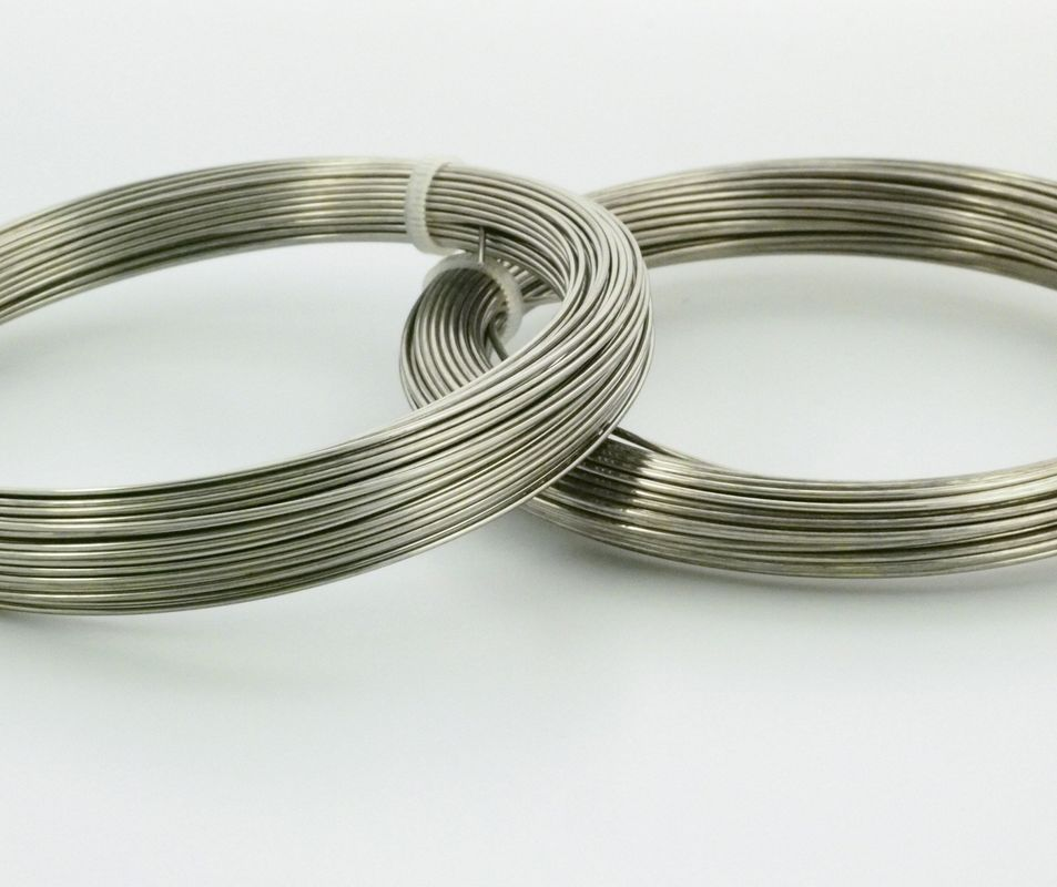 Soap Coated Stainless Steel Spring Wire Corrosion Resistant High Carbon Spring Wire